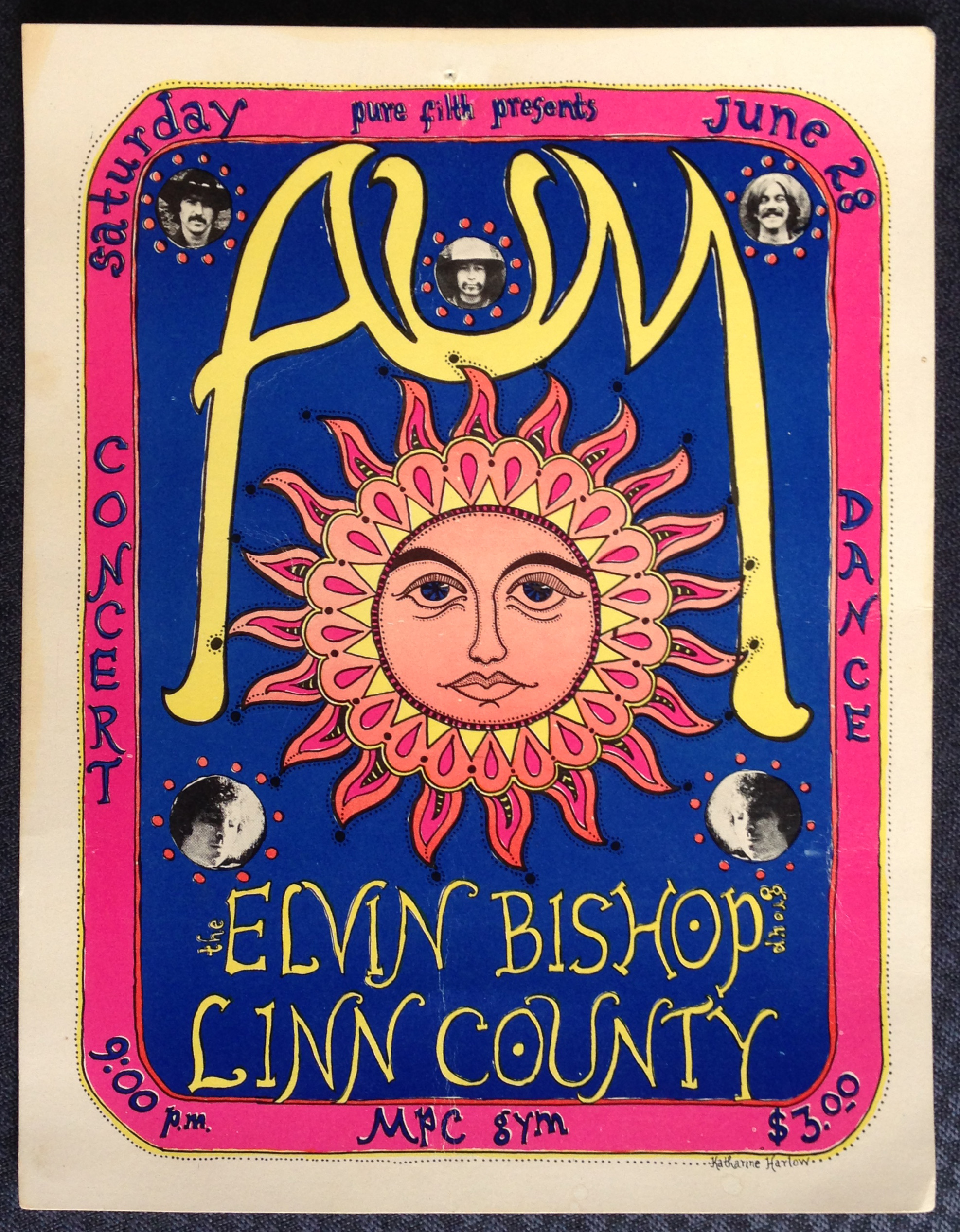 Elvin Bishop - Linn County AUM